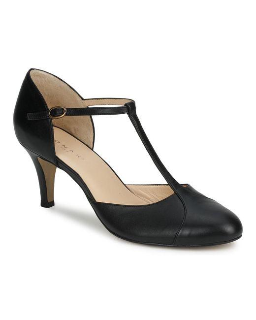 Chaussures escarpins BLOUTOU Jonak en coloris Black