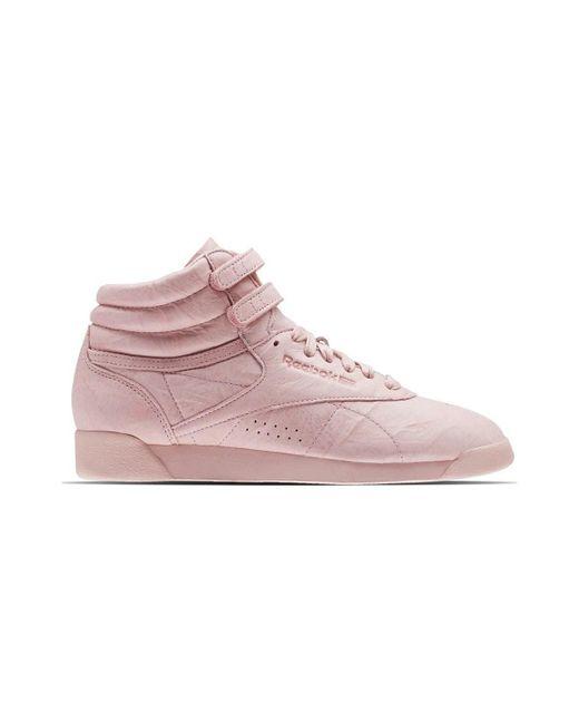 Hi Chaussures Rose Femmes Fbt En Freestyle Pink Polish SpzVqMU