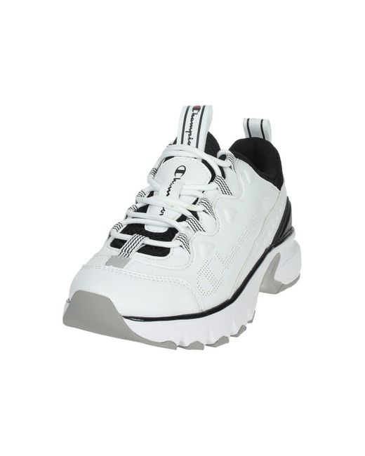 Champion White S11074-f20 Shoes (trainers)