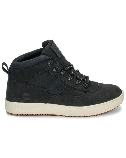 Hoge Sneakers Cityroam Cupsole 6inwp Bt