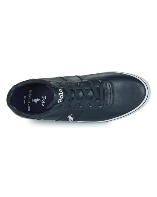 Polo Ralph Lauren Lage Sneakers Hanford-sneakers-vulc in het Blue