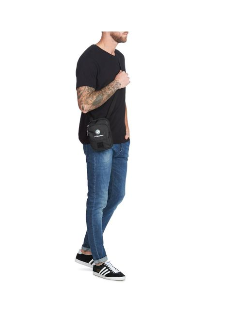 PUMA Bmw Small Portable Men s Pouch In Black in Black for Men - Lyst 69c02f82301fd