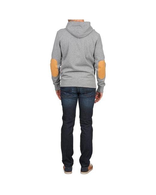 CROSS FLAGS hommes Sweat-shirt en Gris Barbour pour homme en coloris Gray