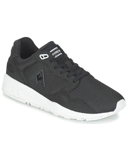 Le Coq Sportif | Lcs R900 Woven Jacquard Men's Shoes (trainers) In Black for Men | Lyst