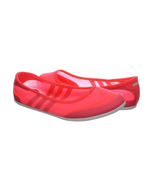 a31fdf6e9d09 Adidas Sunlina W Women s Shoes (pumps   Ballerinas) In Pink in Pink ...