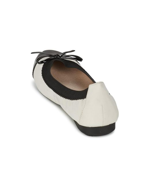Moony Mood Ballerina's Elala in het White