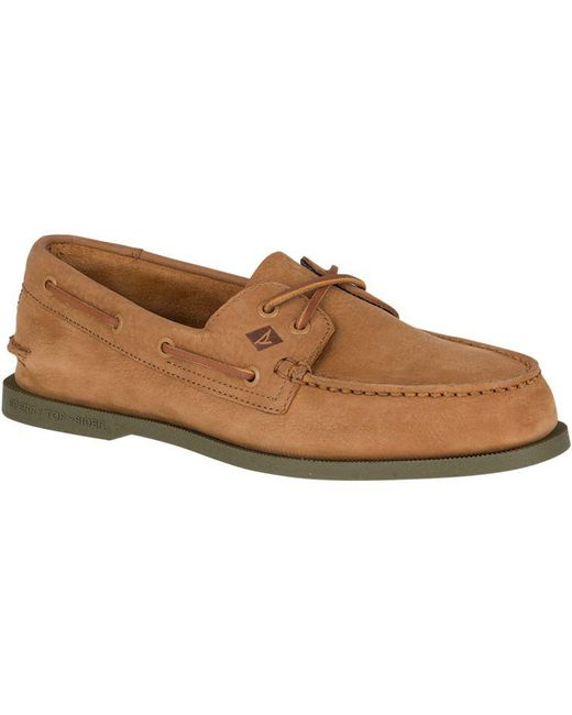 Sperry Top-Sider - Brown Women's Angelfish Boat Shoe for Men - Lyst