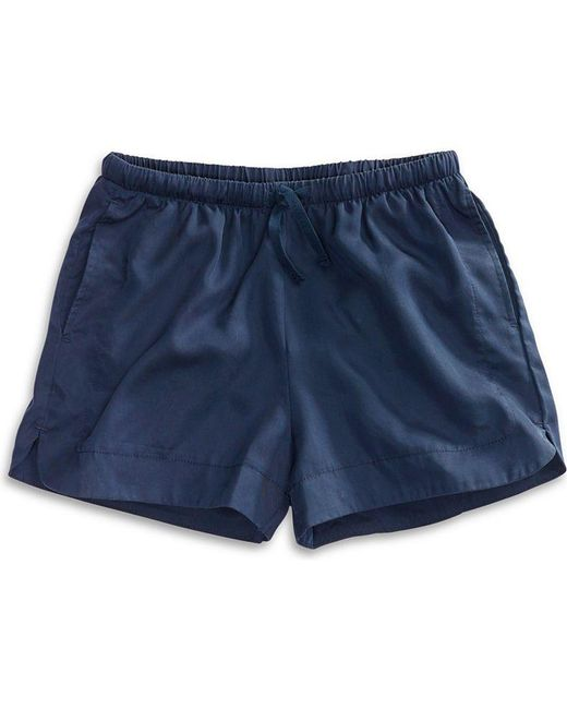 Sperry Top-Sider Blue Women's Pull-on Shorts