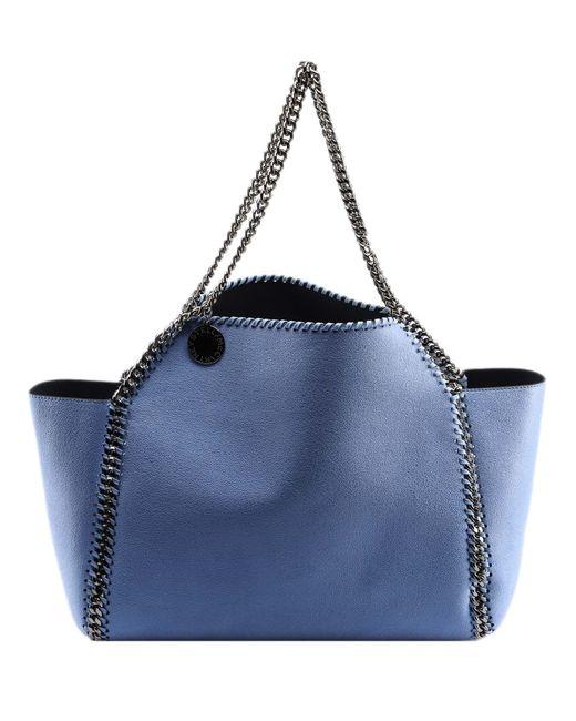 cd58a9bd8697 Stella McCartney - Blue SHAGGY Deer Tote Bag - Lyst ...
