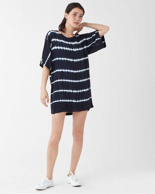 Splendid - Blue La Marea Tie Dye Dress - Lyst