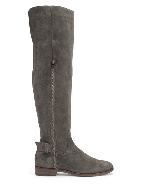 Splendid   Gray Polly Boot   Lyst