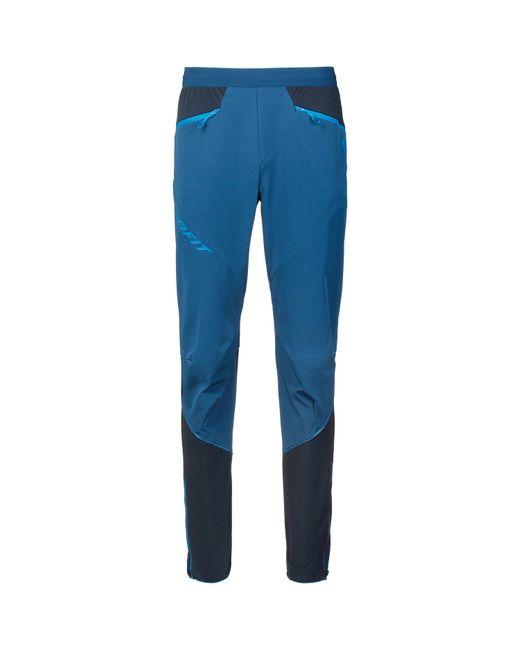 Dynafit TRANSALPER WARM Softshellhose in Blue für Herren