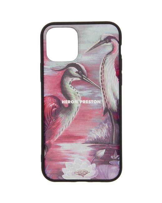 メンズ Heron Preston ピンク Times Iphone 11 Pro ケース Multicolor