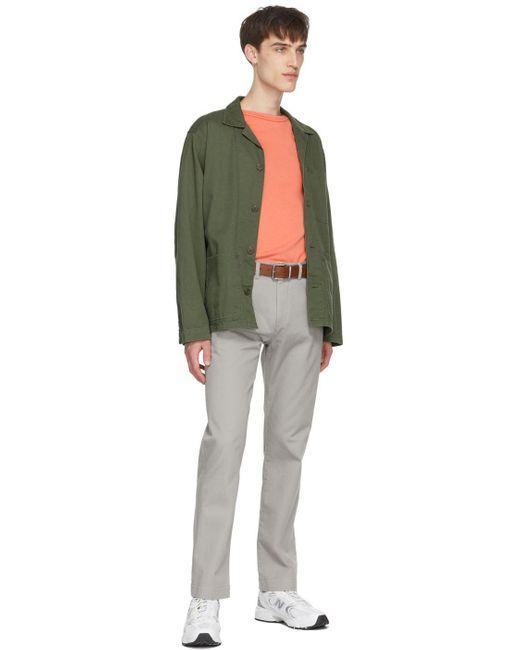 メンズ Polo Ralph Lauren リバーシブル ブラウン & ブラック ドレス ベルト Brown