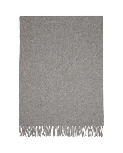 Foulard gris New Canada Acne pour homme en coloris Gray