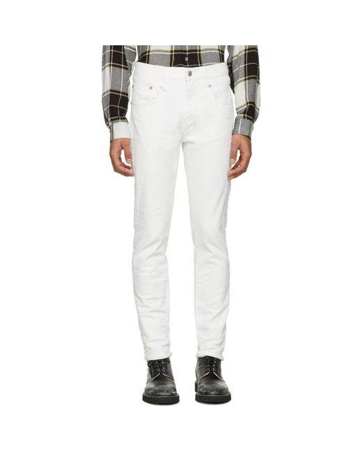 R13 | White Boy Skinny Jeans for Men | Lyst
