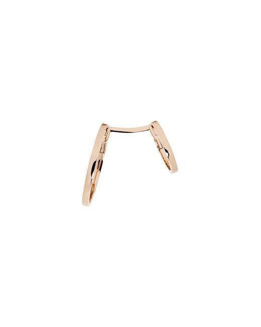 Repossi - Multicolor Rose Gold Small Double Berbere Earring - Lyst