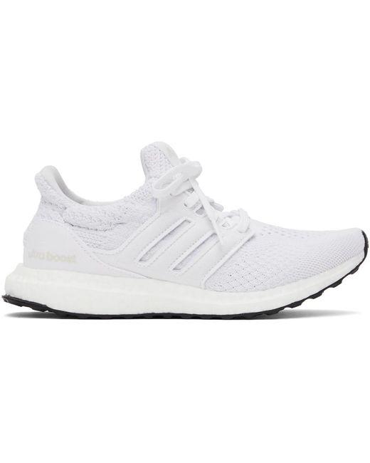 Adidas Originals ホワイト Ultraboost 5.0 Dna ランニング スニーカー White
