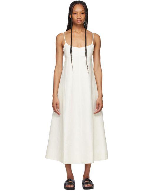 Totême  オフホワイト ドレス White