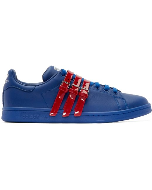 Adidas By Raf Simons | Blue Low-tops & Trainers for Men | Lyst