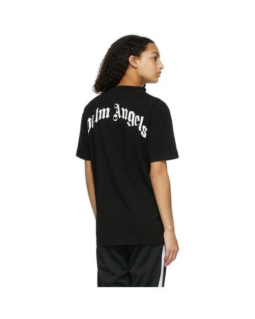 Palm Angels ブラック Bear T シャツ Black