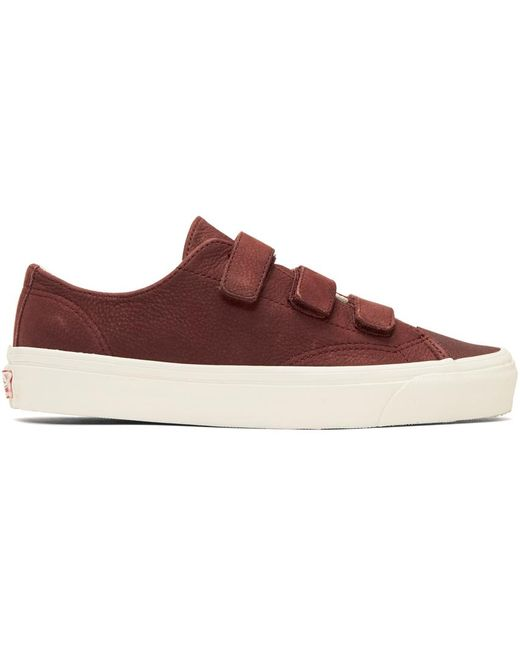 Vans | Brown Og Style 23 V Lx Sneakers | Lyst