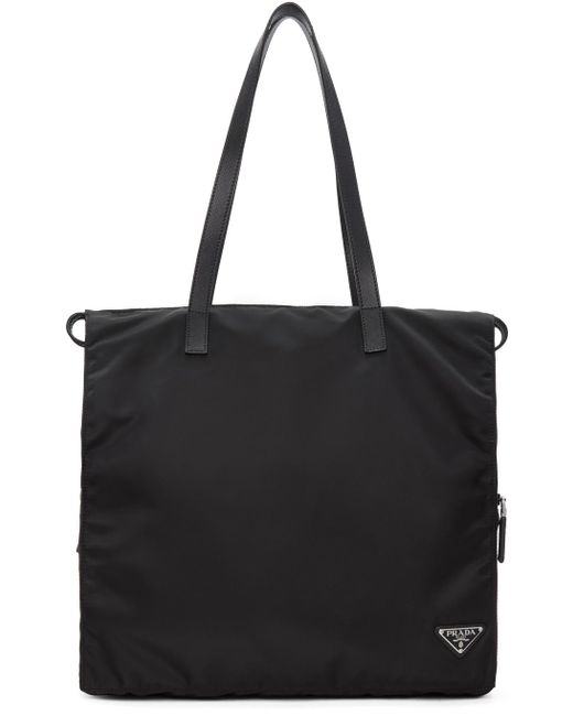 Prada | Black Everyday Tote | Lyst