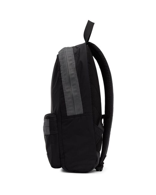 Jammypack Tech Backpack Black
