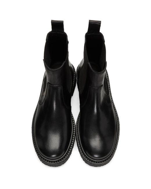 Isabel Marant Black Celton Boots Lyst