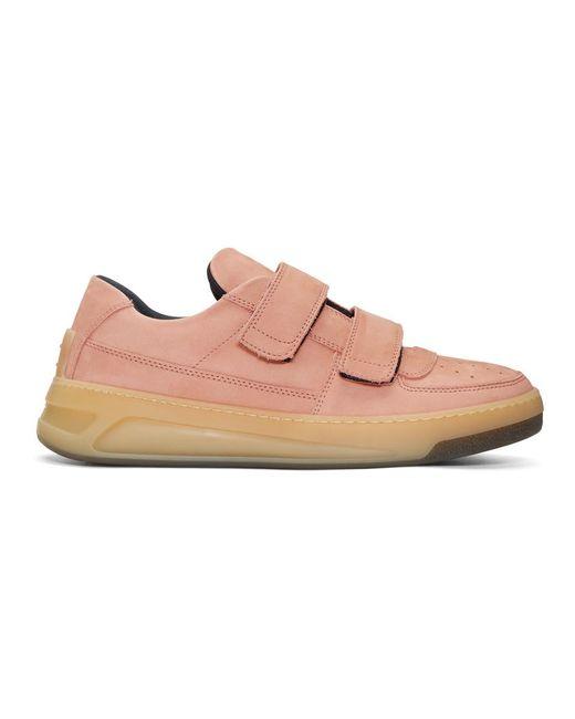 Acne - Pink Perey Sneakers - Lyst