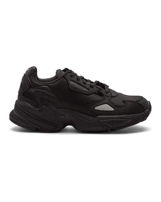 Adidas Originals ブラック ファルコン スニーカー Black