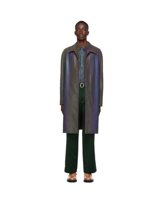 メンズ Sies Marjan マルチカラー リフレクティブ Blain コート Multicolor