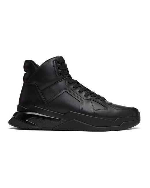 Baskets noires B Ball Balmain pour homme en coloris Black