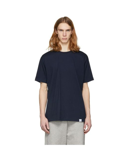 Adidas Originals - Blue Navy Xbyo Edition T-shirt for Men - Lyst