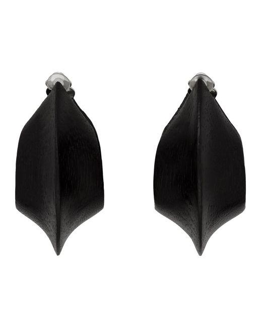 Monies Black Acacia Jane Earrings