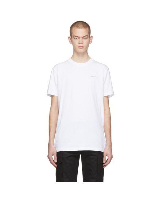 メンズ Off-White c/o Virgil Abloh ホワイト アロー T シャツ White