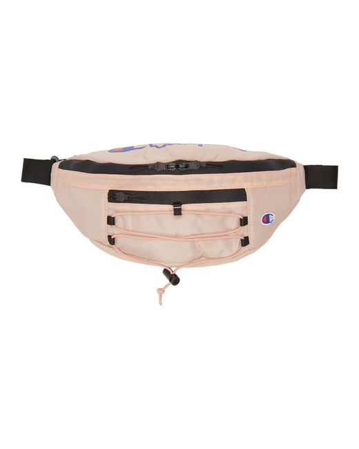 Champion - Multicolor Pink Lace-up Logo Belt Bag - Lyst