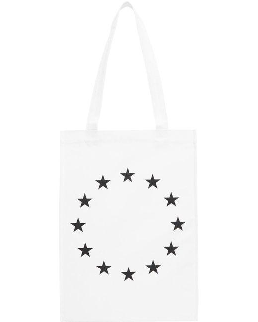 Etudes Studio Ssense 限定 ホワイト Europa トート White