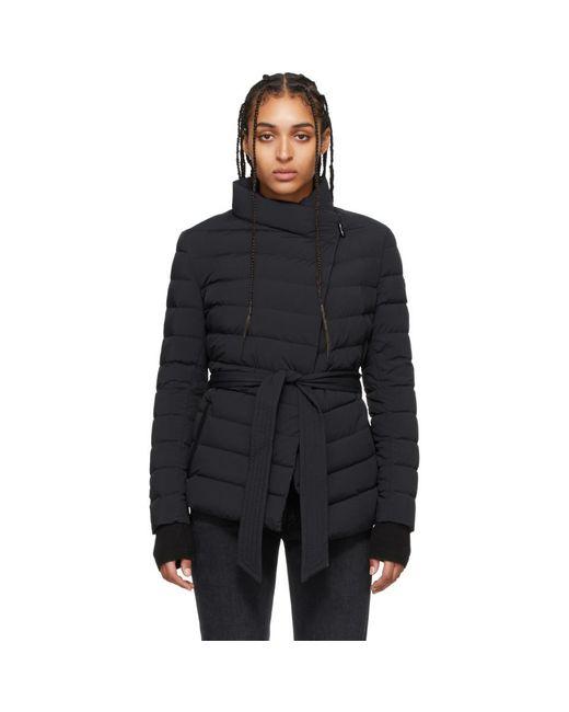 Mackage Black Down Gretta Coat