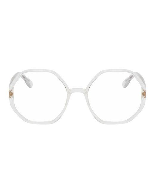 Dior トランスペアレント Sostellaire5 メガネ Multicolor