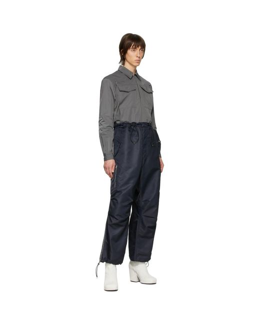 メンズ Random Identities グレー 5 ポケット ジャケット Gray
