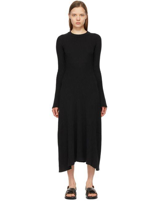 Anna Quan ブラック Isla ドレス Black