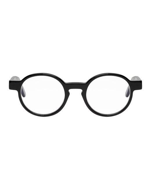 メンズ Thierry Lasry ブラック Parody 101 グラス Black