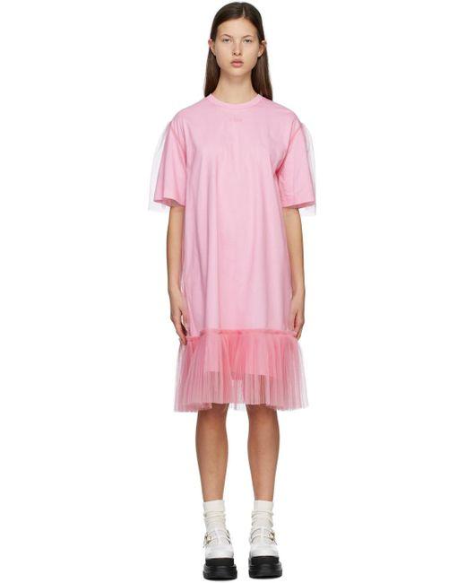 MSGM ピンク ドレス Pink