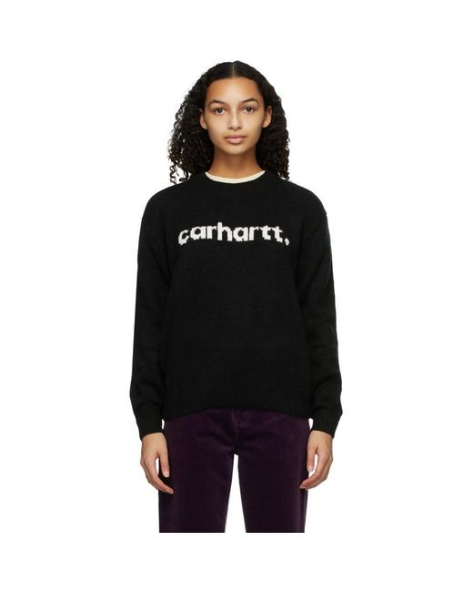 Carhartt WIP ブラック Typeface セーター Black