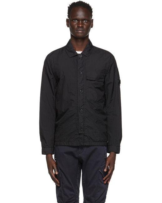 メンズ C P Company ブラック Taylon L ジャケット Black