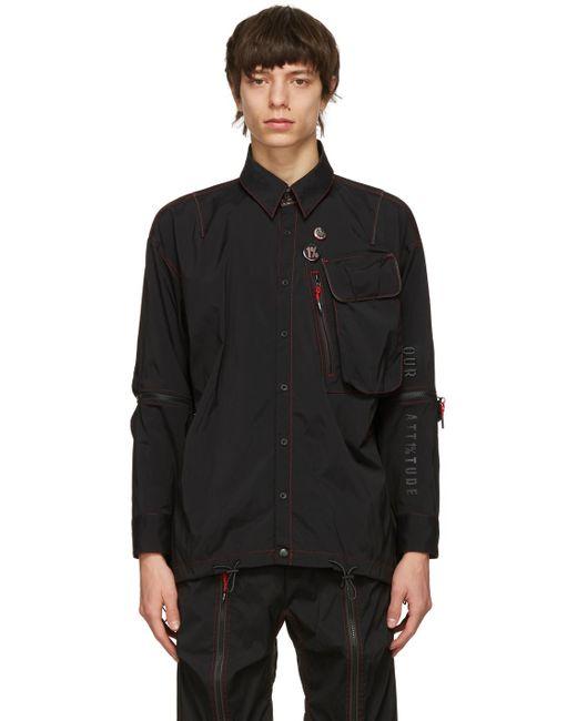 メンズ 99% Is ブラック Line ジャケット Black