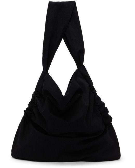Y's Yohji Yamamoto ブラック Ka-gather バッグ Black