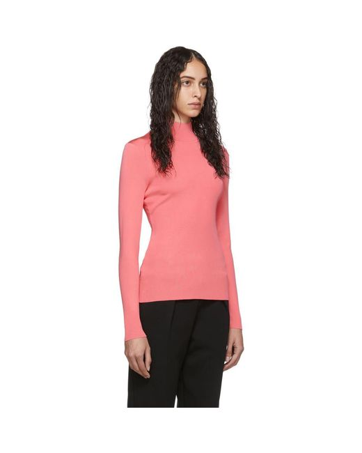 Givenchy ピンク Intemporel タートルネック Pink