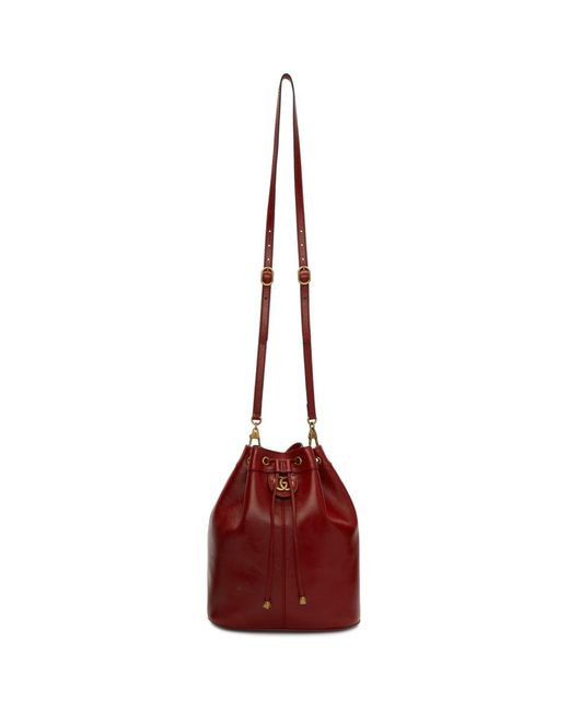 Gucci レッド リ ベル バッグ Red